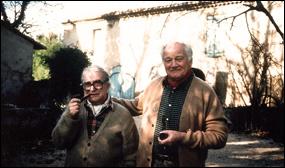Avec Charles-François PHILIPPE
