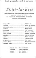 Programme tistet 2